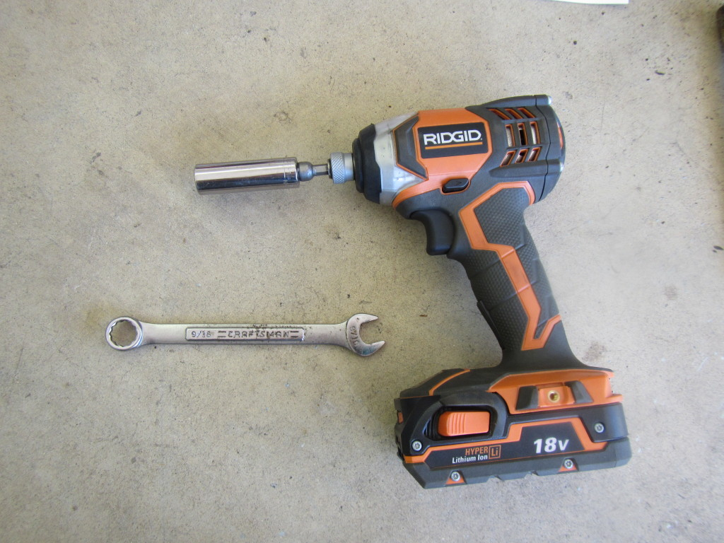 Impact and Wrench