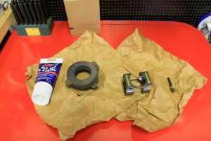 Ford Racing 8.8 LSD Rebuild Kit