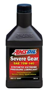 AMSOIL Severe Gear